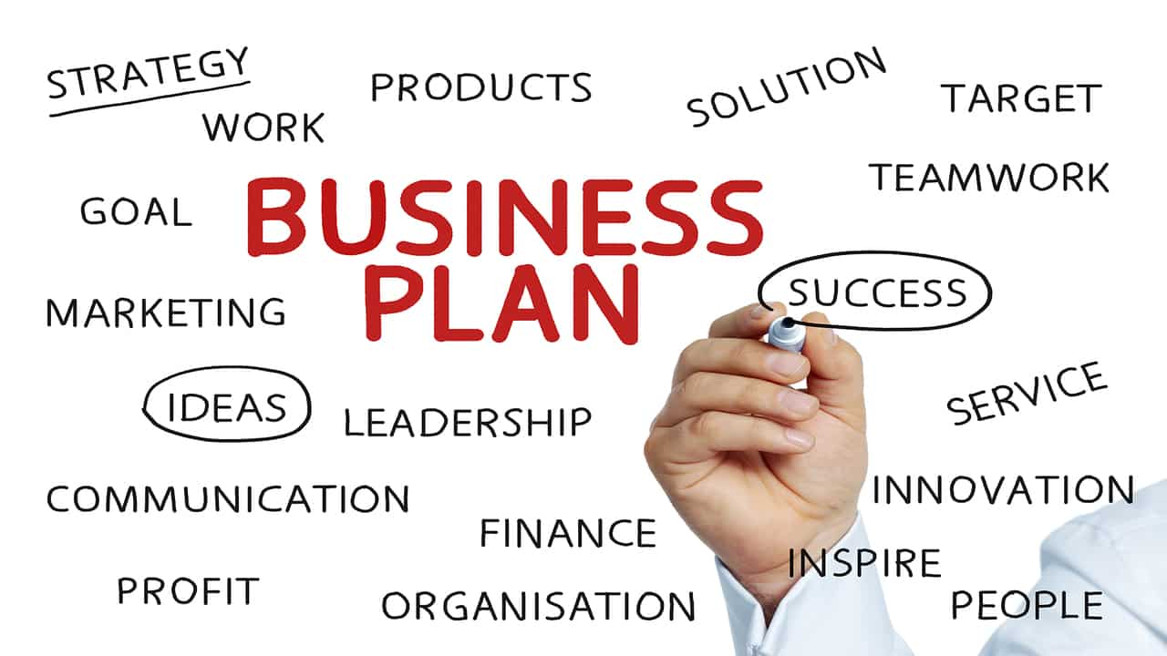 Nova business plan writer