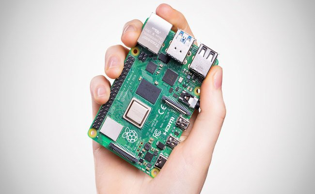 The Raspberry Pi 4 has a lot of improvements.
