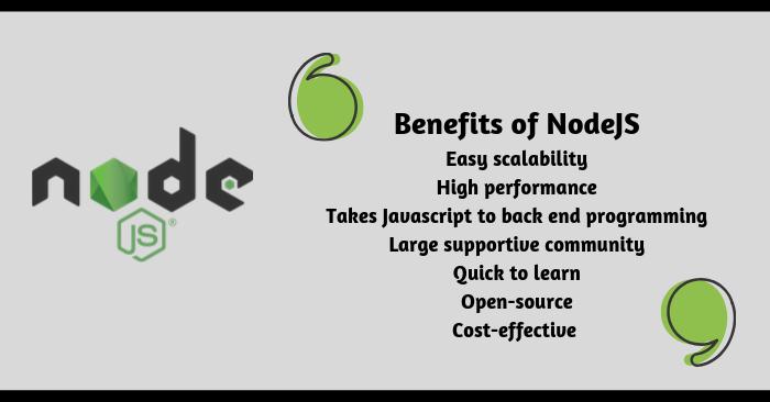 benefits of node