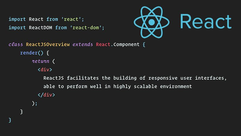 React technology