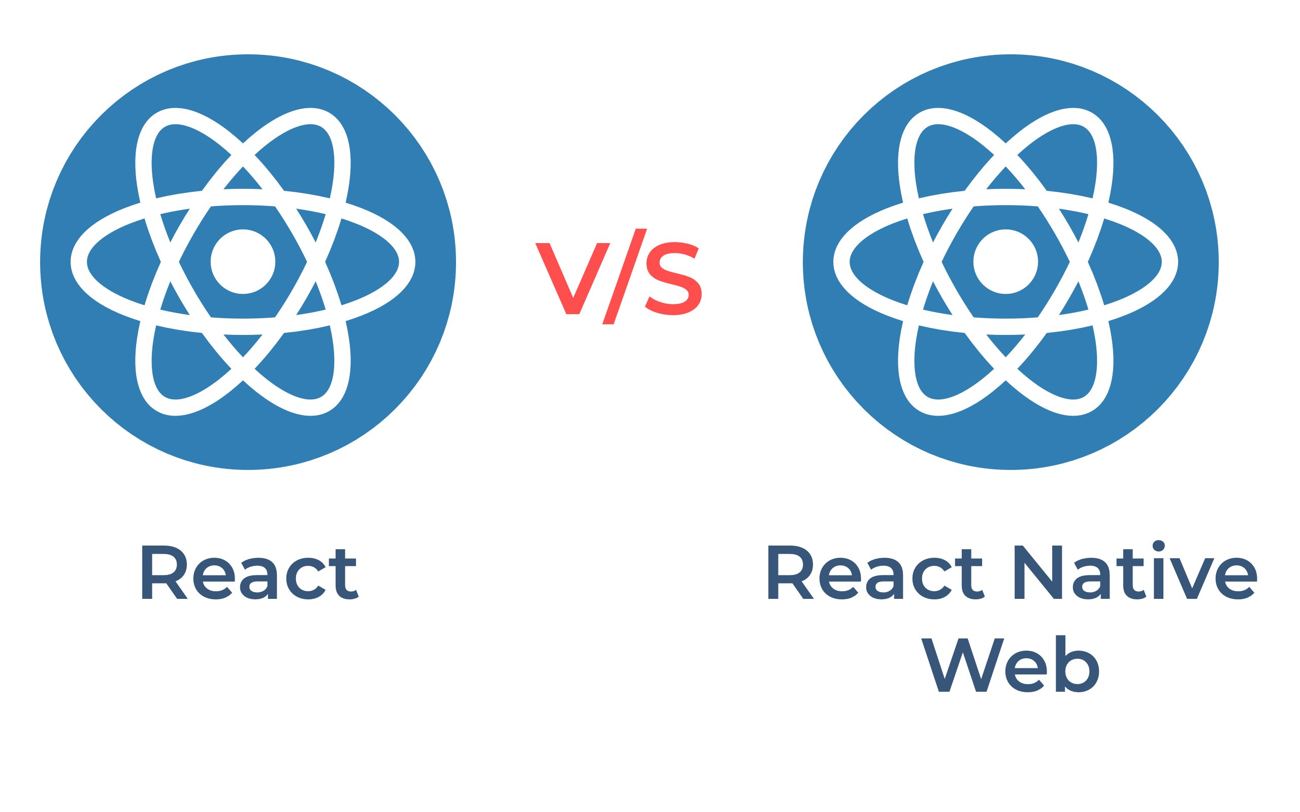 React native web Vs React