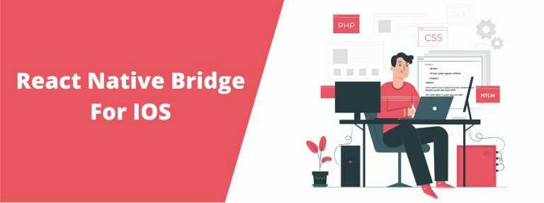 React native bridge for ios