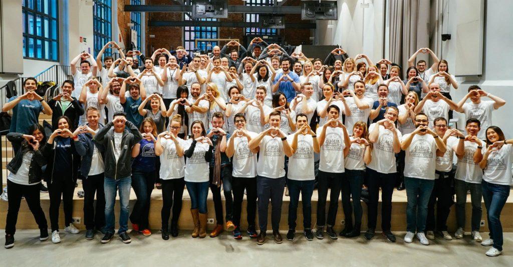 Cultivating company culture in remote team