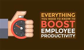 Employee productivity in remote teams