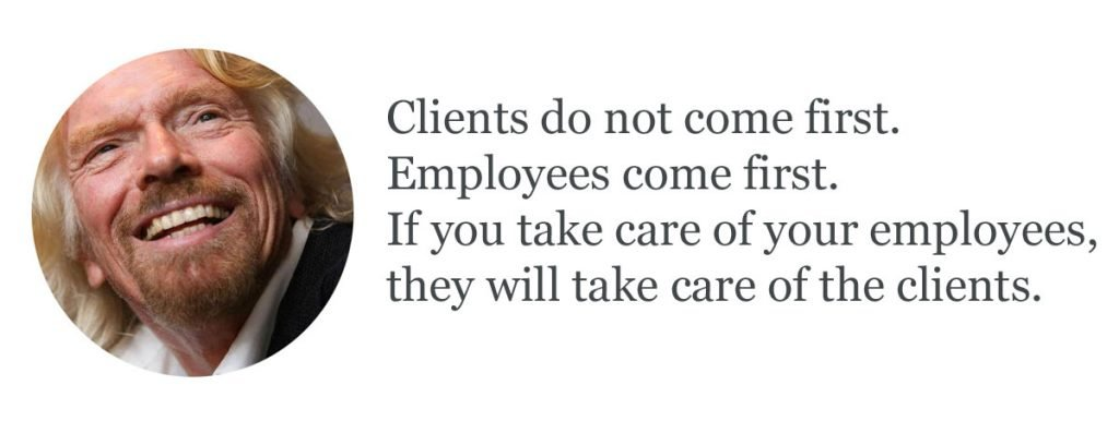 Productive employees quote