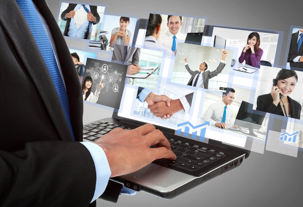 Remote employee productivity