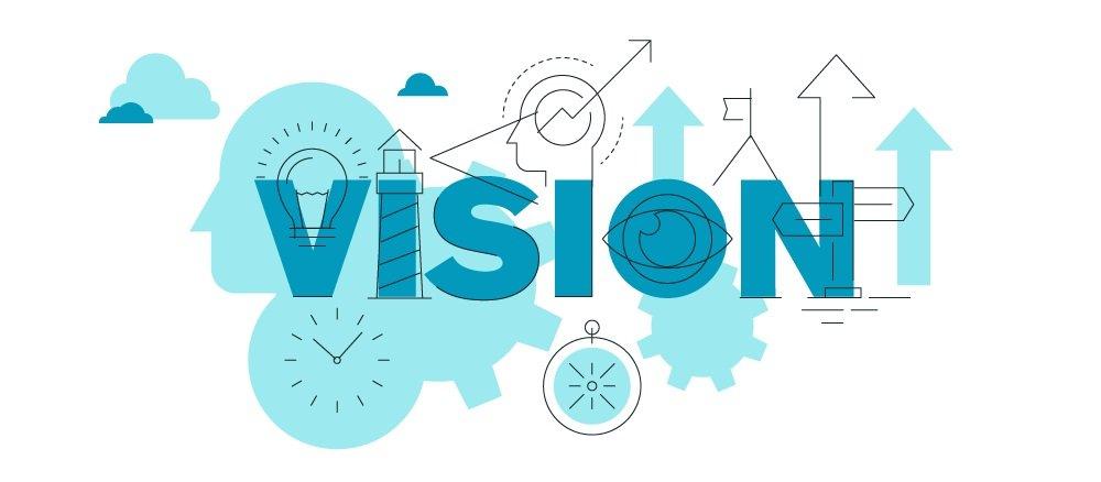 Establish a clear vision