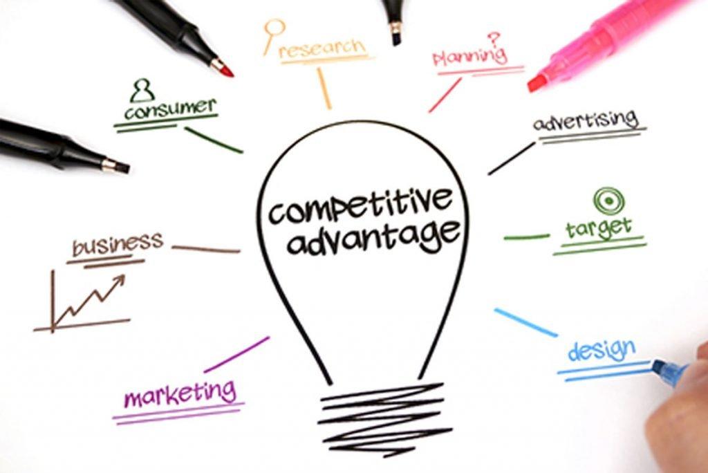 Identify competitive advantages