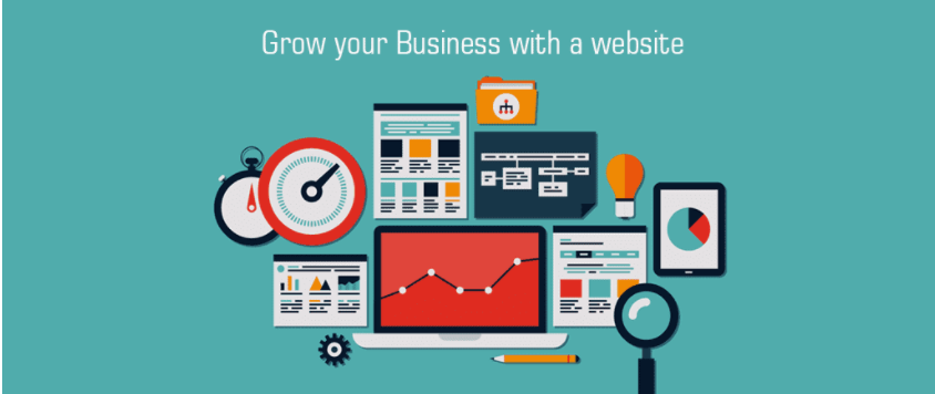 Grow Your Business with a website