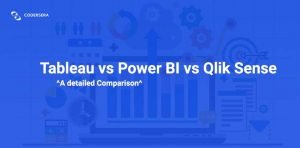 Tableau vs Power BI vs Qlik Sense