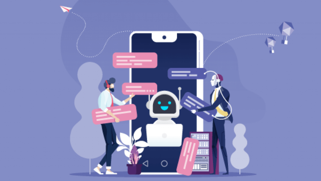 Building chatbots is a part of data science projects which helps with building more interactions.